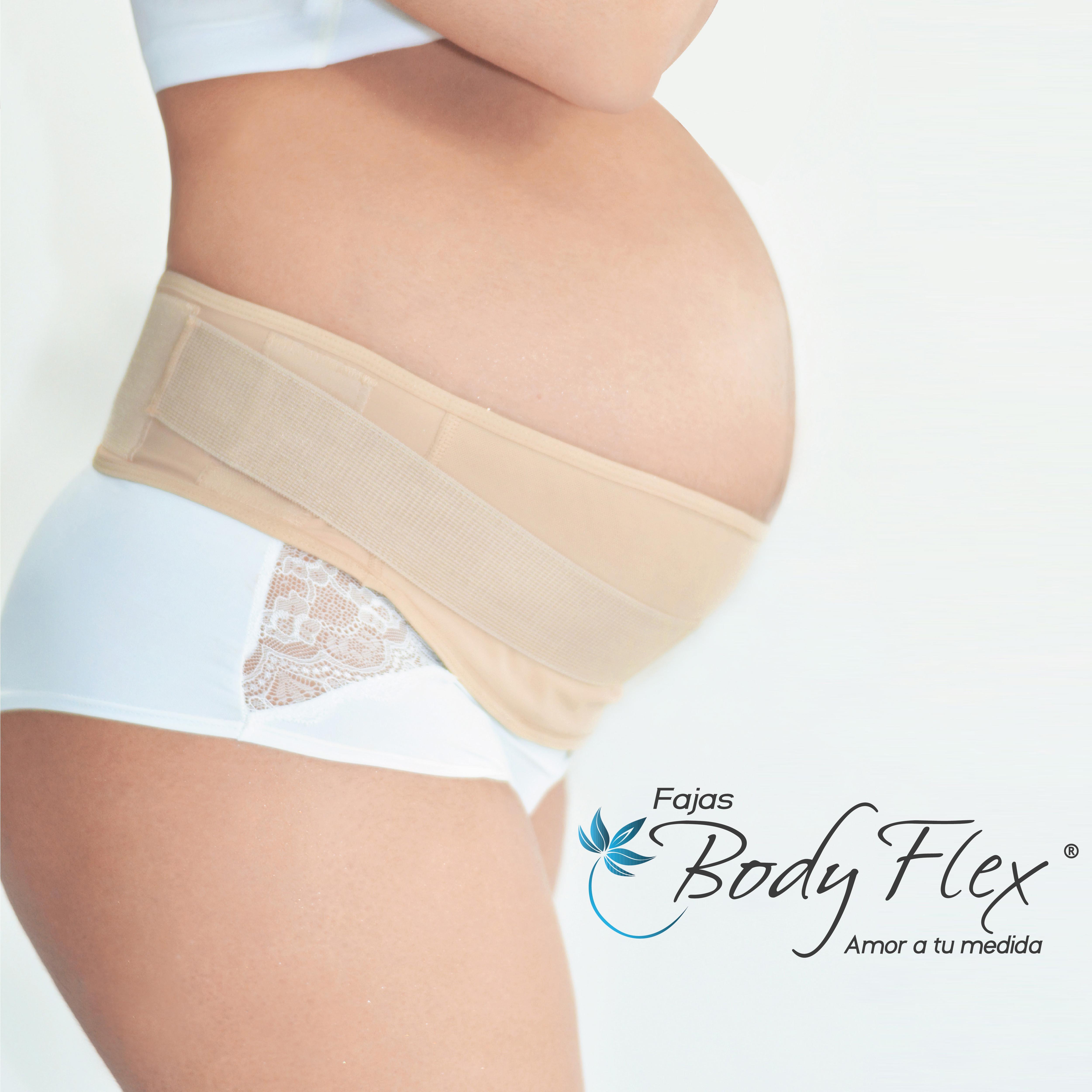 Fajas Body Flex contigo durante y después del embarazo
